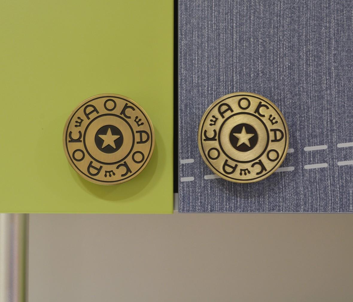 多喜爱儿童家具 8VA913-11型号功能床 优质密度板材质床