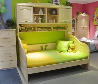儿童家具,功能床,床架
