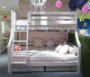 我爱我家,儿童家具,上下床