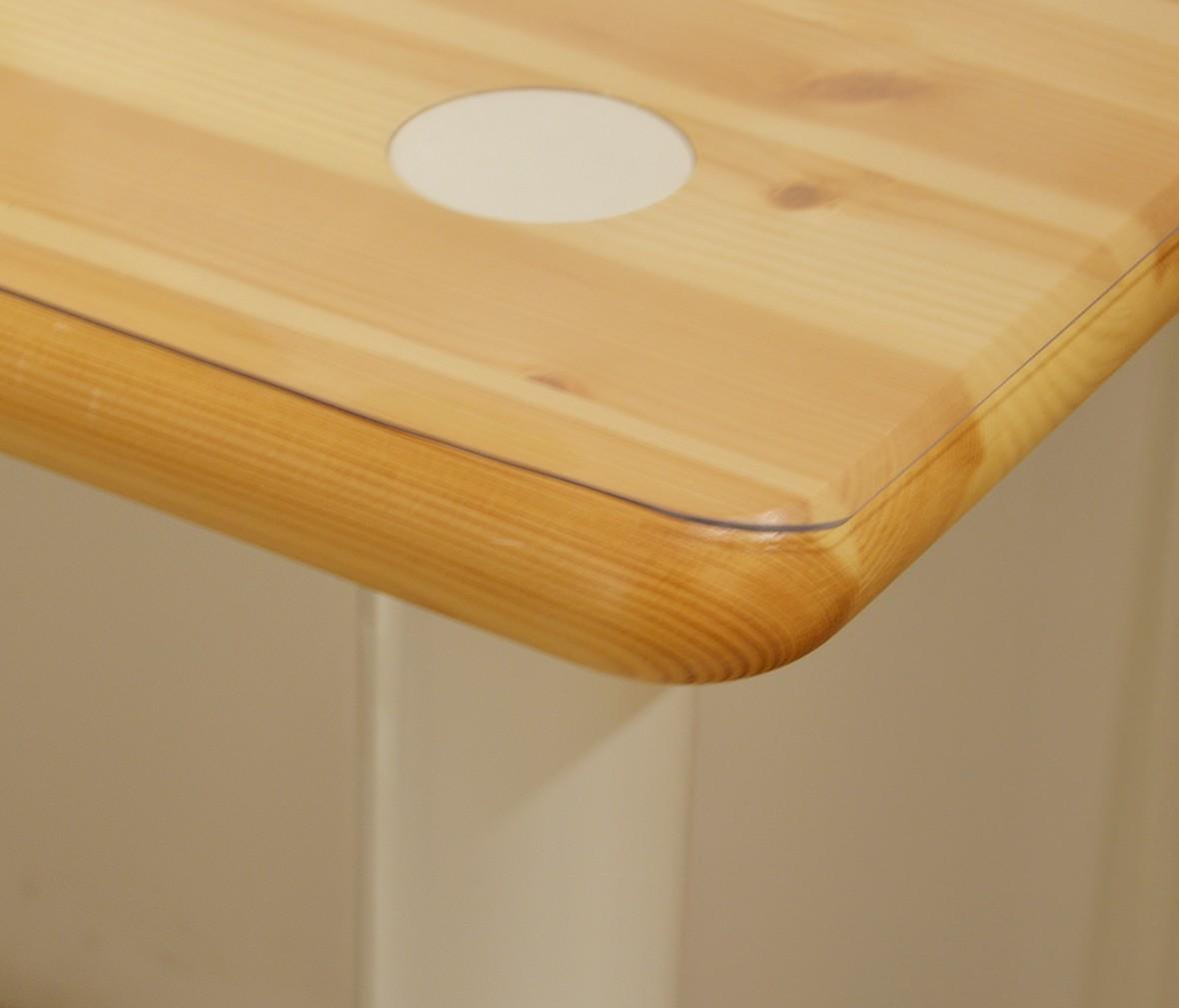 芙莱莎 901-10140-1型号转角书桌 北欧风格儿童实木书桌 商品细节