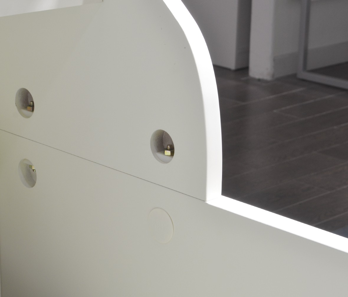多喜爱儿童家具 FA105-12型号我爱我家功能床 优质密度板材质床 商品细节