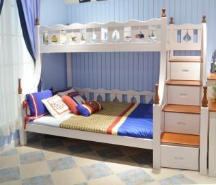 儿童家具,上下床,床架