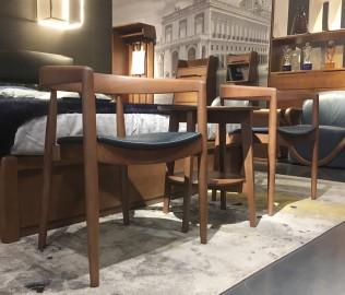 钛马迪,圈椅,客厅家具