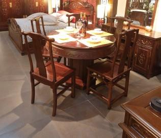 瑜韵,实木家具,餐椅