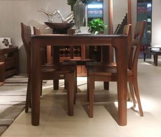 南洋胡氏,餐桌,实木餐桌