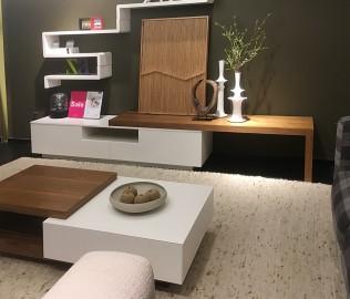 尚景家具,电视柜,板材家具
