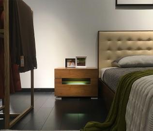 尚景家具,床头柜,板材家具