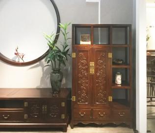 誉承堂,展示柜,客厅柜
