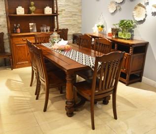 欧嘉璐尼,餐椅,实木椅