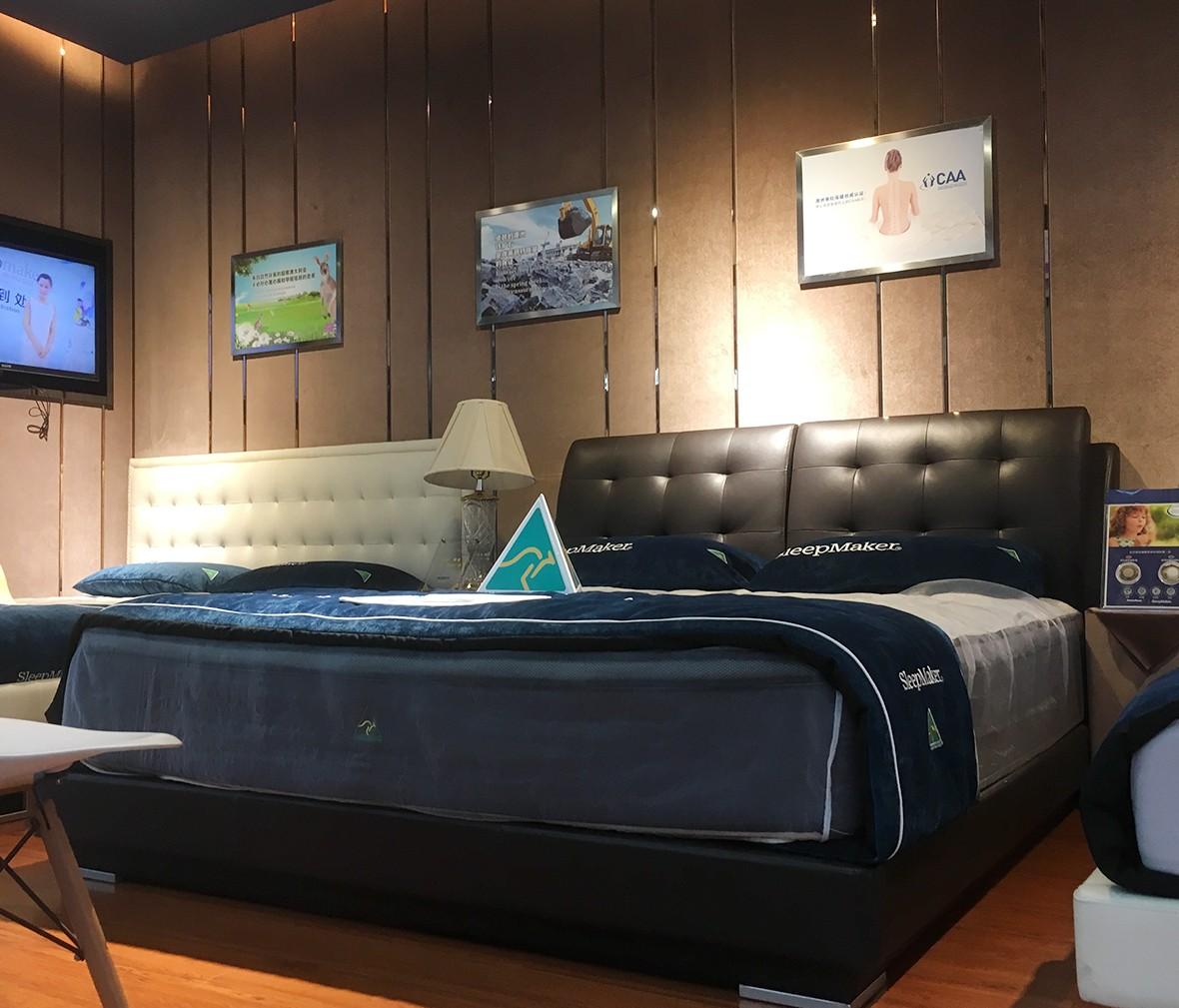 造梦者  YS1164+和谐床垫  马来西亚进口材质床图片、价格、品牌、评测样样齐全!【蓝景商城正品行货,蓝景丽家大钟寺家居广场提货,北京地区配送,领券更优惠,线上线下同品同价,立即购买享受更多优惠哦!】