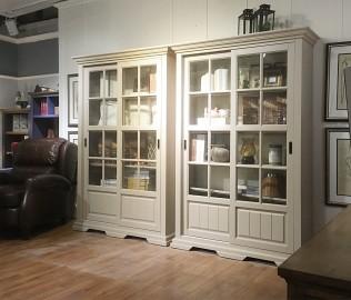 比邻乡村,书柜,实木书柜