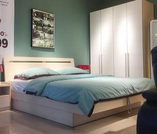 东方百盛,卧室家具,卧室组合