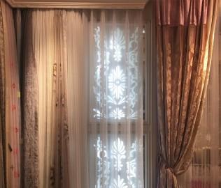 麦思哲,窗帘,布艺窗帘