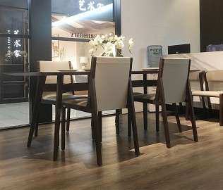光禾梵度,餐厅家具,一桌四椅