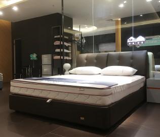喜临门,弹簧床垫,双人床