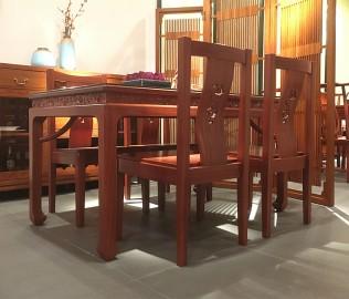 一品木阁,实木家具,餐厅家具