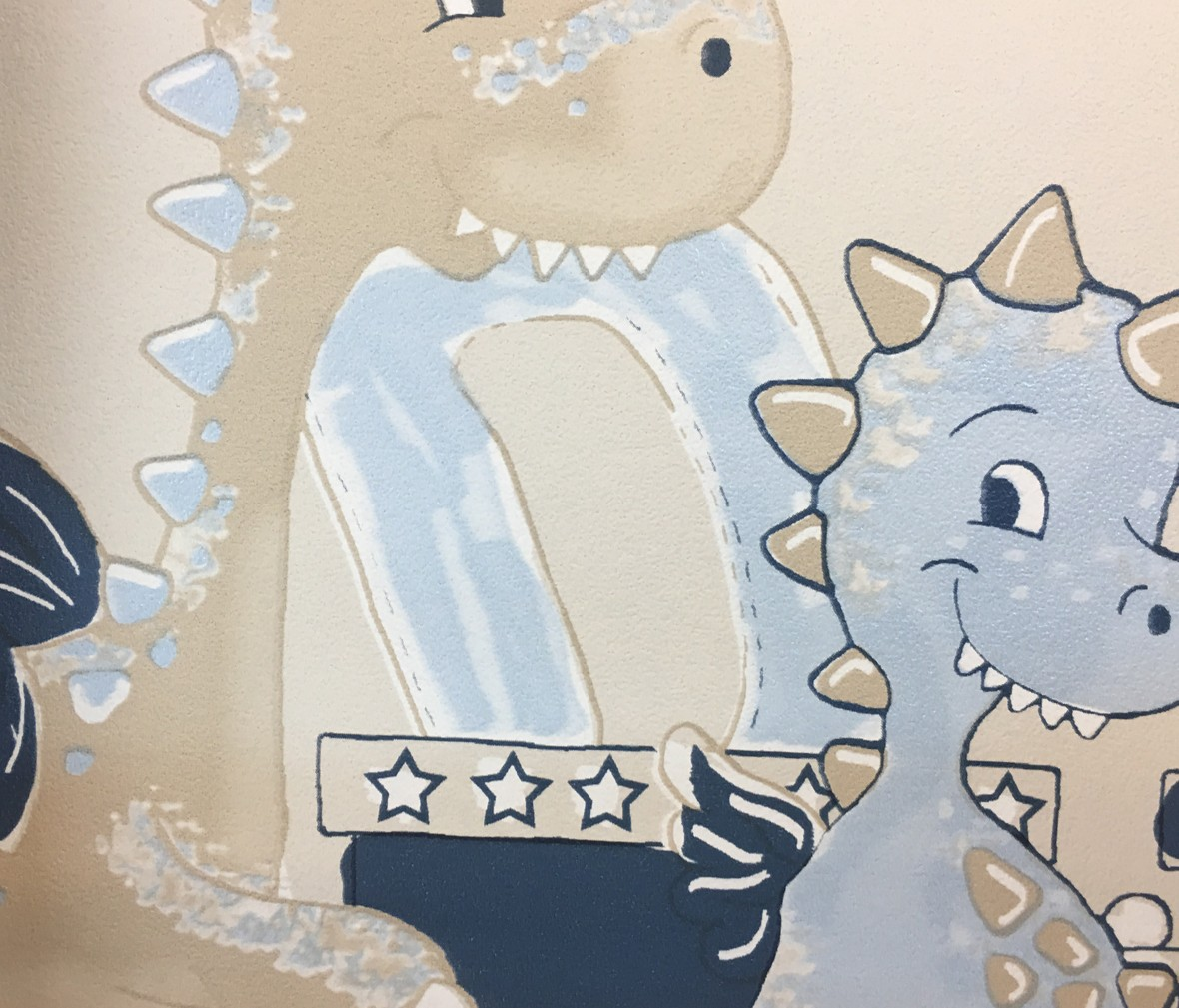 得高壁纸 萌宠之星系列2273型号壁纸 进口环保纯纸墙纸
