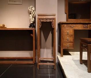 誉承堂,花架,实木家具