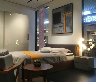 莫多,双人床,卧室家具