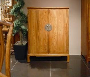 誉承堂,实木家具,角柜