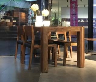 挪亚家,餐椅,餐厅家具