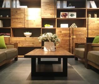 挪亚家,实木茶几,客厅家具