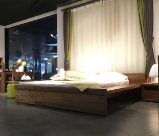 挪亚家,双人床,大床