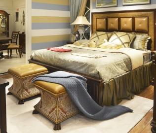 费加罗,床尾凳,实木凳