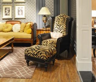 费加罗,休闲椅,实木椅子