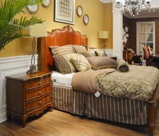 床头柜,柜子,卧室家具