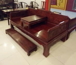 金启元,罗汉床,炕桌