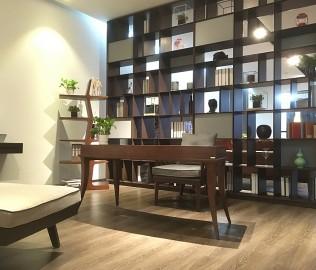 光禾梵度,书桌,实木书桌