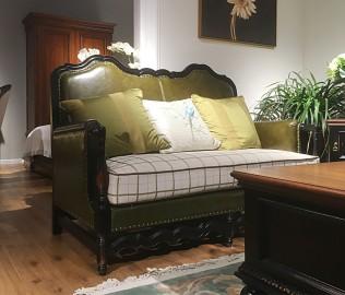 黎曼,双人沙发,客厅家具