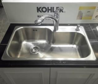 科勒,厨盆,水槽