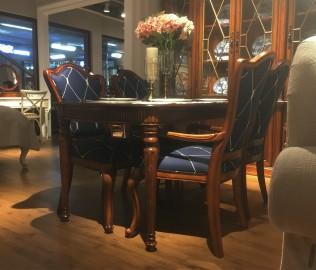 黎曼,餐台,实木餐台