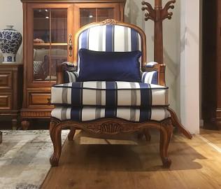 黎曼,休闲椅,实木椅子