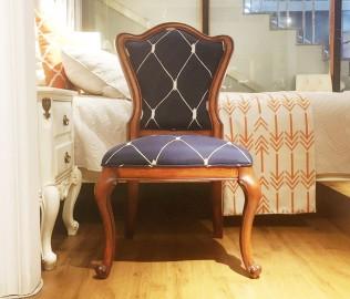 黎曼,餐椅,实木椅子