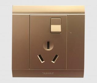 朗士,罗格朗,电源插座