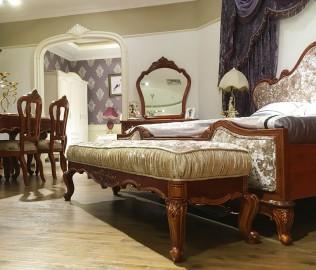 晓月蕾曼,床前凳,凳子