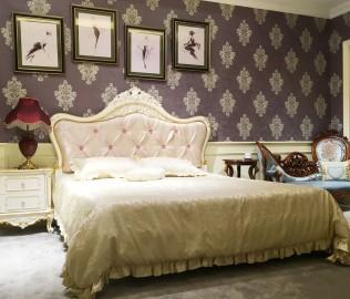 晓月蕾曼,床,大床
