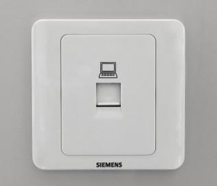 朗士灯饰,电脑插座,接口面板