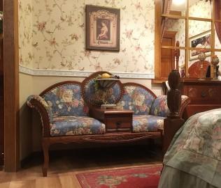 电话椅,椅子,实木家具
