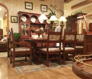 扶手椅,椅子,实木家具