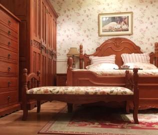 床前凳,凳子,实木家具