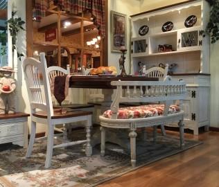 餐桌,椭圆餐桌,实木家具