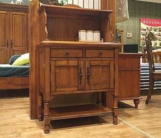 迦南家具,多用柜,实木家具