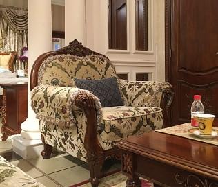 晓月蕾曼,单人沙发,沙发