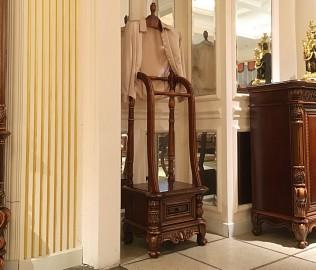 晓月蕾曼,衣架,实木衣架