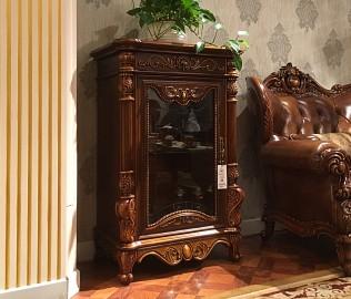 晓月蕾曼,客厅矮柜,实木柜子