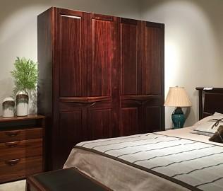 意风,实木家具,衣柜